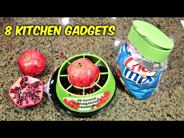8 Kitchen Gadgets put to the Test - Part 20