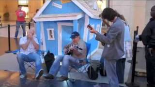 Kids Crooked House Goes Hollywood With Extreme Makeover: Home Edition