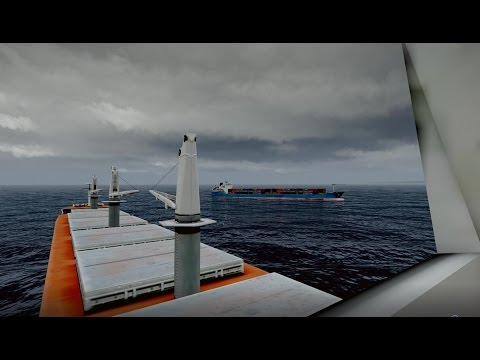 ARMA 3. Busy shipping lanes & stormy seas