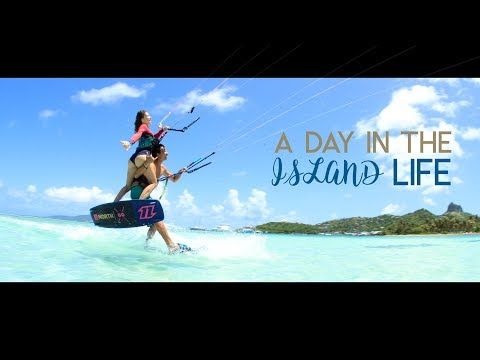 A DAY IN THE CARIBBEAN ISLAND LIFE - Island Life Episode 2