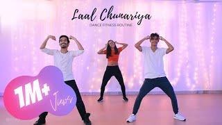 Gambar cover Laal Chunariya Dance Fitness Workout    Get Fit With Niyat #Movewithme