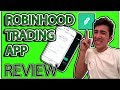 Why ROBINHOOD TRADING APP IS the BEST for BEGINNING INVESTORS (UPDATED 2018 REVIEW + PROS/CONS)