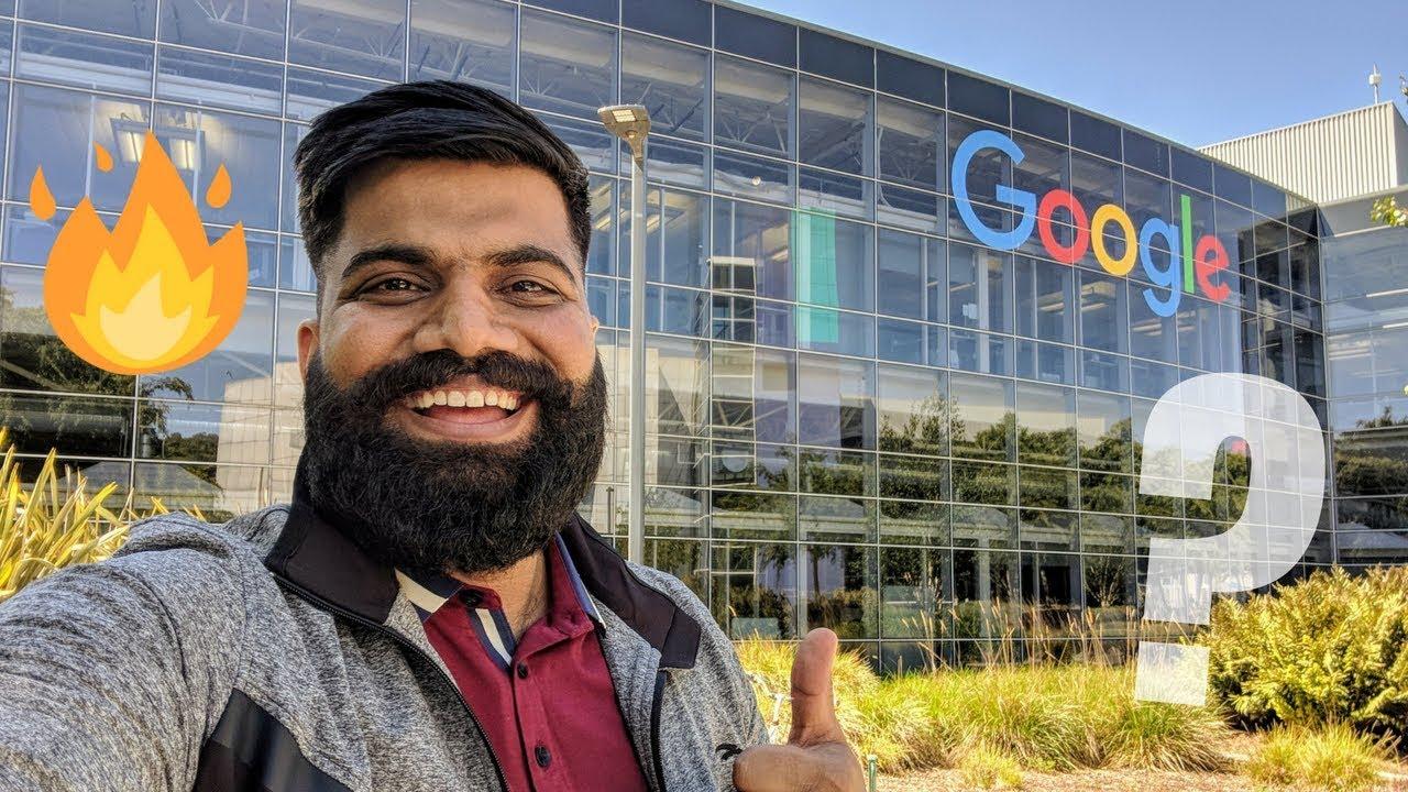 Googleplex Full Tour - The Secrets of Google HQ