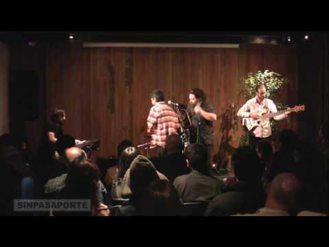 Radio SIN PASAPORTE - Cristián Cuturrufo - Latin jazz cuarteto