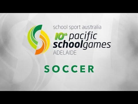 2017 Pacific School Games - Football (stream 2)