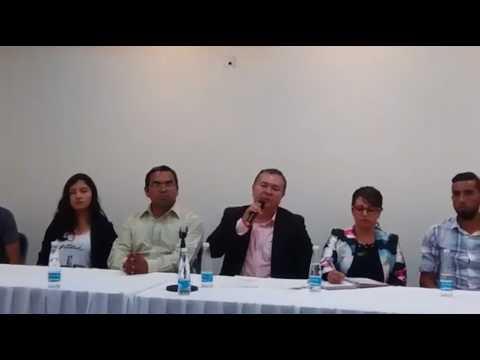 Rueda de prensa convocada por abogado de Ciudad de los Niños