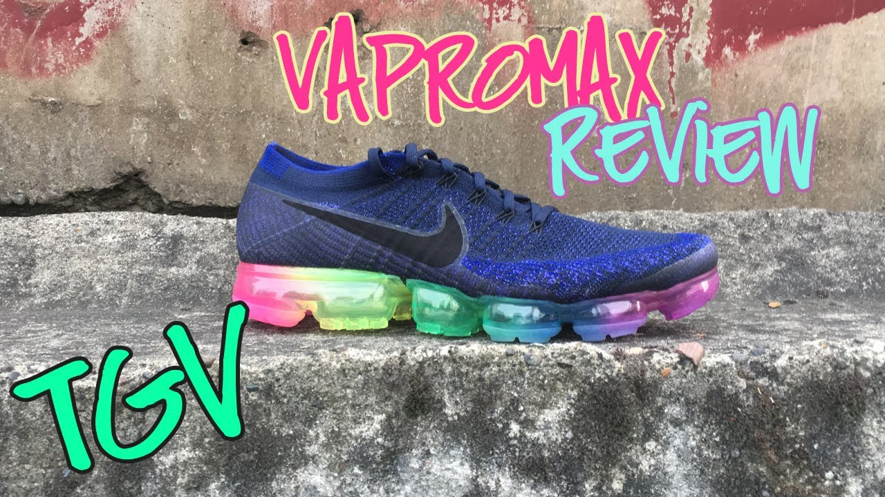 size 40 d07ef 0cc71 'Be True' - Nike Vapormax Video Review - June 6th, 2017 - TheGatorViking