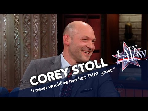 Corey Stoll Is A Sexy Bald Man