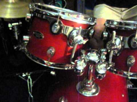 pacific drums and percussion pdp 5 piece kit by drums workshop dw drums youtube. Black Bedroom Furniture Sets. Home Design Ideas