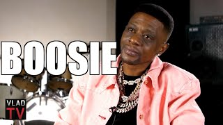 Boosie Laughs at Mike Tyson Pressing Vlad During Their Interview (Part 29)