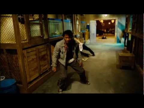 tony jaa Restoran Fight
