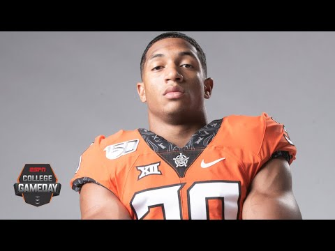 Chuba Hubbard: How A Canadian Became College Football's Leading Rusher | College GameDay