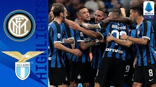 Inter 1-0 Lazio | Nerazzurri di nuovo in testa, quinta vittoria consecutiva! | Serie A