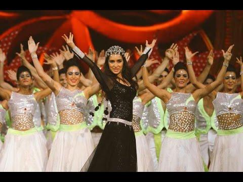 Hot Shraddha Kapoor Dancing at IIFA Awards 2015 Malasiya