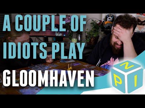 NPI Plays Gloomhaven