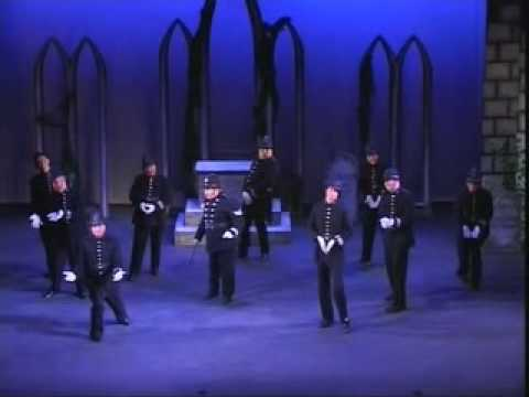 Pirates of Penzance (2004) - Policeman's Lot