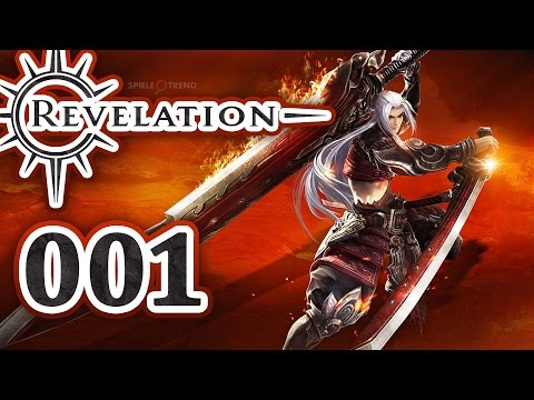 Revelation Online #001: Neues Free-to-Play MMORPG | Revelation Online Gameplay German