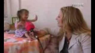أصغر بنت في العالم