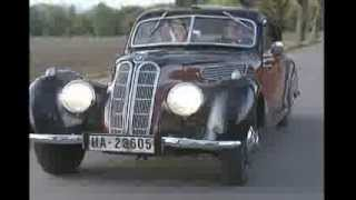 1938 to 1940 BMW 327 and 328
