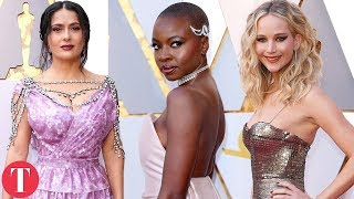 The BEST And WORST Dressed From The 2018 Oscars Red Carpet | Talko News
