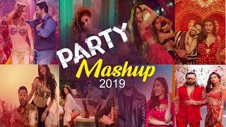 Party Mashup 2019 | Dj R Dubai | Bollywood Party Songs 2019 | Sajjad Khan Visuals