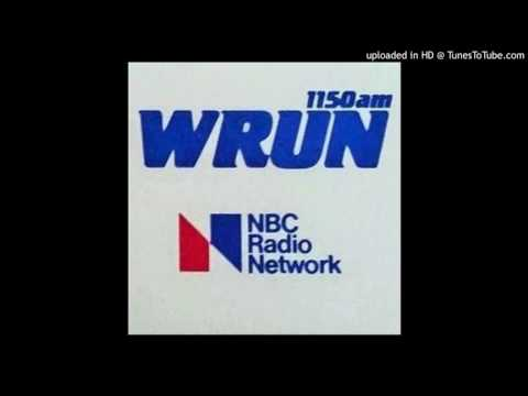 Various Gwinsound Jingles for the WRUN 1150 Tribute Site 1972