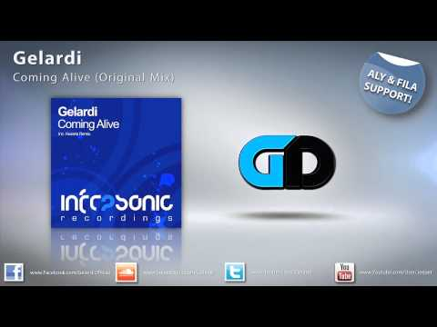 Gelardi - Coming Alive (Original Mix)
