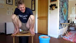 Low Back Pain & Sciatica Exercises - SQUAT to Poop in a Bucket!
