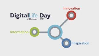 DigitalLife Day 2015 Daimler AG