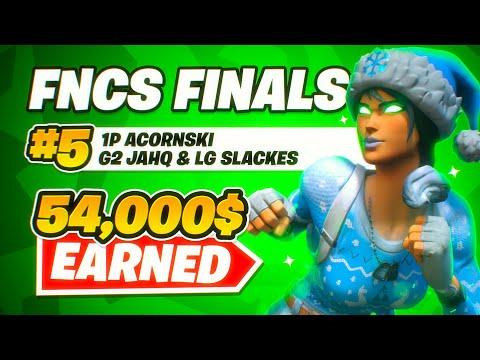 Download How I Got TOP 5 In FNCS GRAND FINALS! 🏆 (FNCS Grand Finals Highlights)   1% Acorn