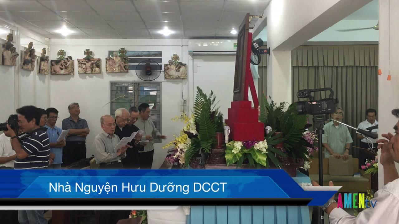 Linh Ảnh Đức Mẹ HCG La Mã Bến Tre được rước về DCCTSG