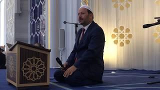 Çamlıca Cami İmamhatibi Yunus Balcıoğlu'dan Açılışa Özel Muhteşem Sesinden Kaside