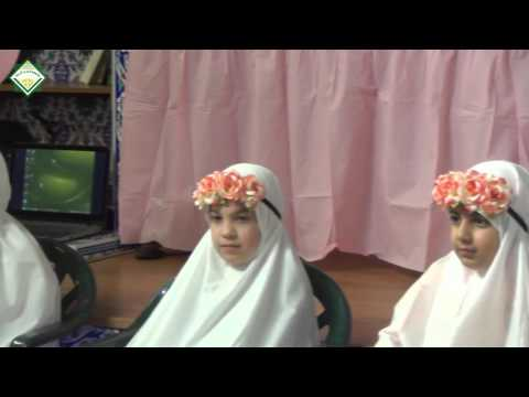 TAKLEEF-HIJAB CEREMONY During MOWLID SAYIDA FATIMA AL-ZAHRAA (AS) حفل تكليف 2016-1437