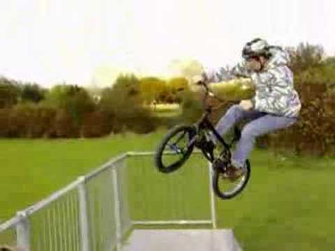 Dave Birkin BMX
