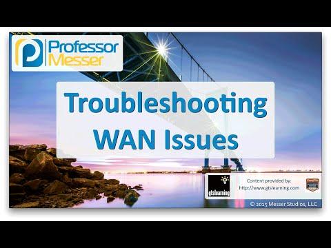 Descargar Video Troubleshooting WAN Issues - CompTIA Network+ N10-006 - 4.8