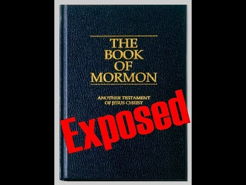 Mormonism Exposed! Run away from this Cult!
