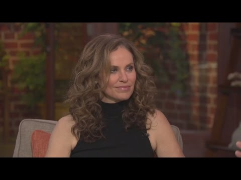 Amy Brenneman discusses the Supreme Court abortion case, CHIMEapalooza