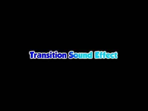 Dance Central Transition Sound Effect