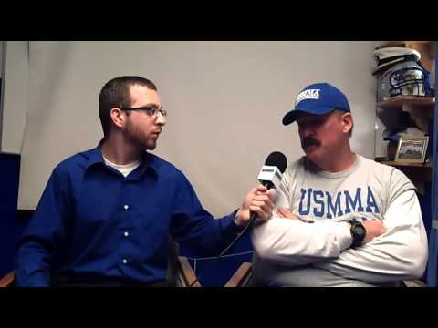 2012 USMMA Football - Week 1 Preview with Head Coach Mike Toop