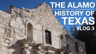The Alamo and Texas History | San Antonio, TX
