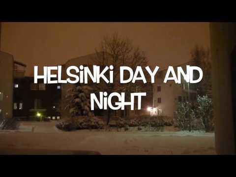 Helsinki - Day and Night