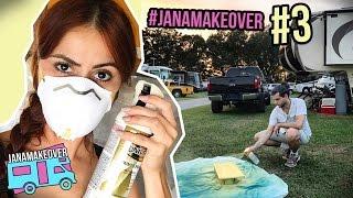 #JANAMAKEOVER 3: PINTANDO OS ARMÁRIOS DA COZINHA