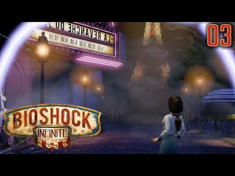 "Bioshock Infinite Gameplay Walkthrough Part 3 - ""A WRINKLE IN TIME!!!"" 1080p HD PC"