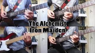 THE ALCHEMIST IRON MAIDEN COVER