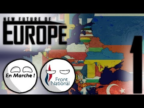 NEW Future of Europe - #1 - The Crisis