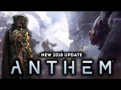 Anthem Game - Javelin Customization, Duplicate Weapon Drops, Patch Updates, Character Info and More!