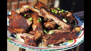 Oven Jerk Ribs #TastyTuesdays | CaribbeanPot.com