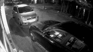 Car thief/break in caught on CCTV Hampton Vale, Peterborough. Help me catch the thief!