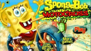 Spongebob Squarepants:MotorCross - Play Kids Games - Nickelodeon