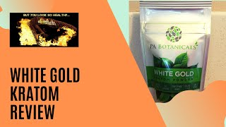 White Gold Kratom Review